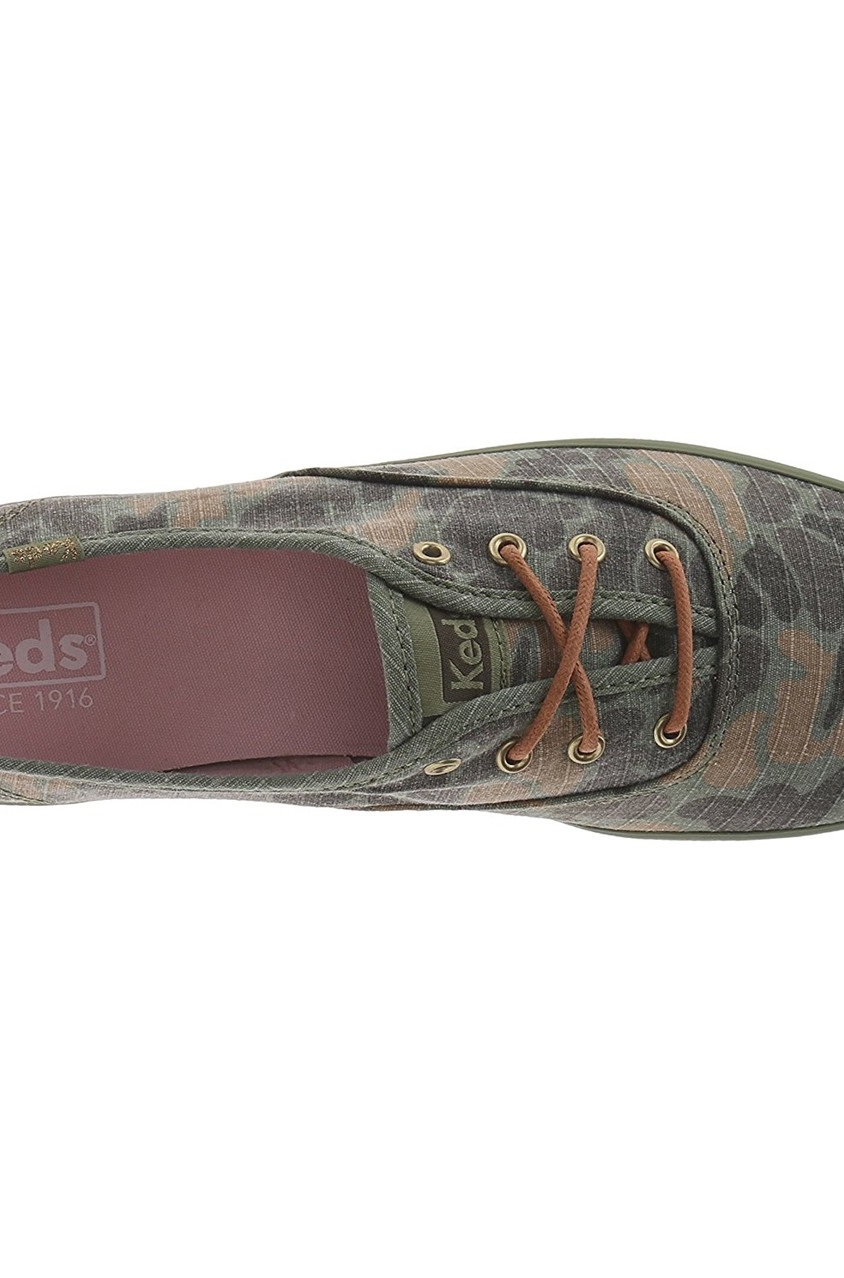 165fbdcfb846d ... Keds Women's Champion Camo Ripstop Fashion Sneaker, Olive. Ramadan  Sale. Colors of Summer. Under AED 50. Sunny Styles. BCBG Handbags. More  Details