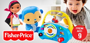Toys - Fisher Price