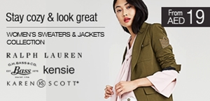 Women's Sweaters & Jackets