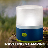 traveling and camping